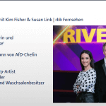 Robby Clemens beim MDR - Riverboat